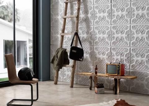 Wandverkleidung - Vintage Ashford