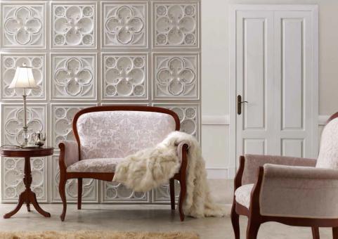 Wandverkleidung - Vintage Alhambra
