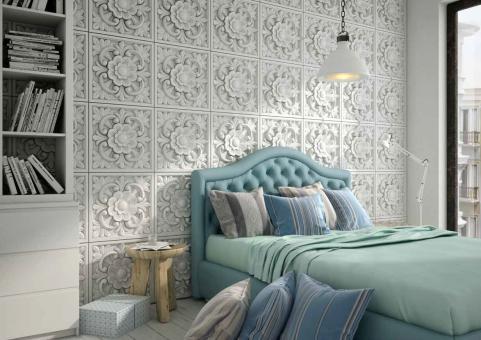 Wandverkleidung - Vintage Windsor