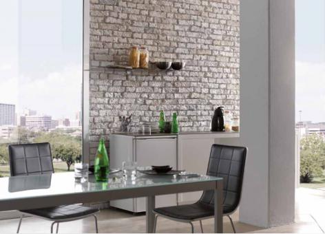 Ziegelsteinwand Brick Ladrillo Loft - alle Farben
