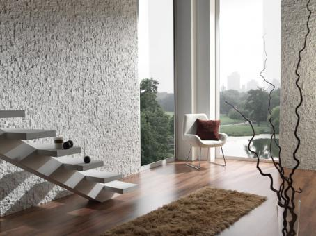 Design gran cubic italienisch weiss