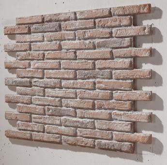 Brick Rústico Ton Kalk / Arcilloso Caleado