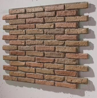 Brick Rústico Dunkle Fugen / Junta Oscura