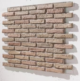 Brick Rústico Dunkle Fugen Kalk/ Junta Oscura Caleado