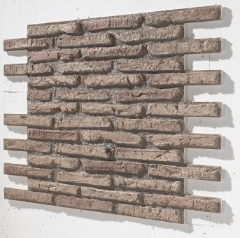 Brick Ladrillo Viejo dunkle Fugen Kalk / Junta Oscura Caleado